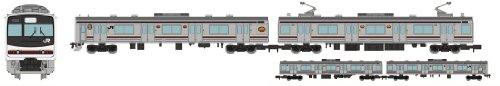 トミーテック ジオコレ 鉄道コレクション JR 205系 600番代 日光線 4両セット ジオラマ用品