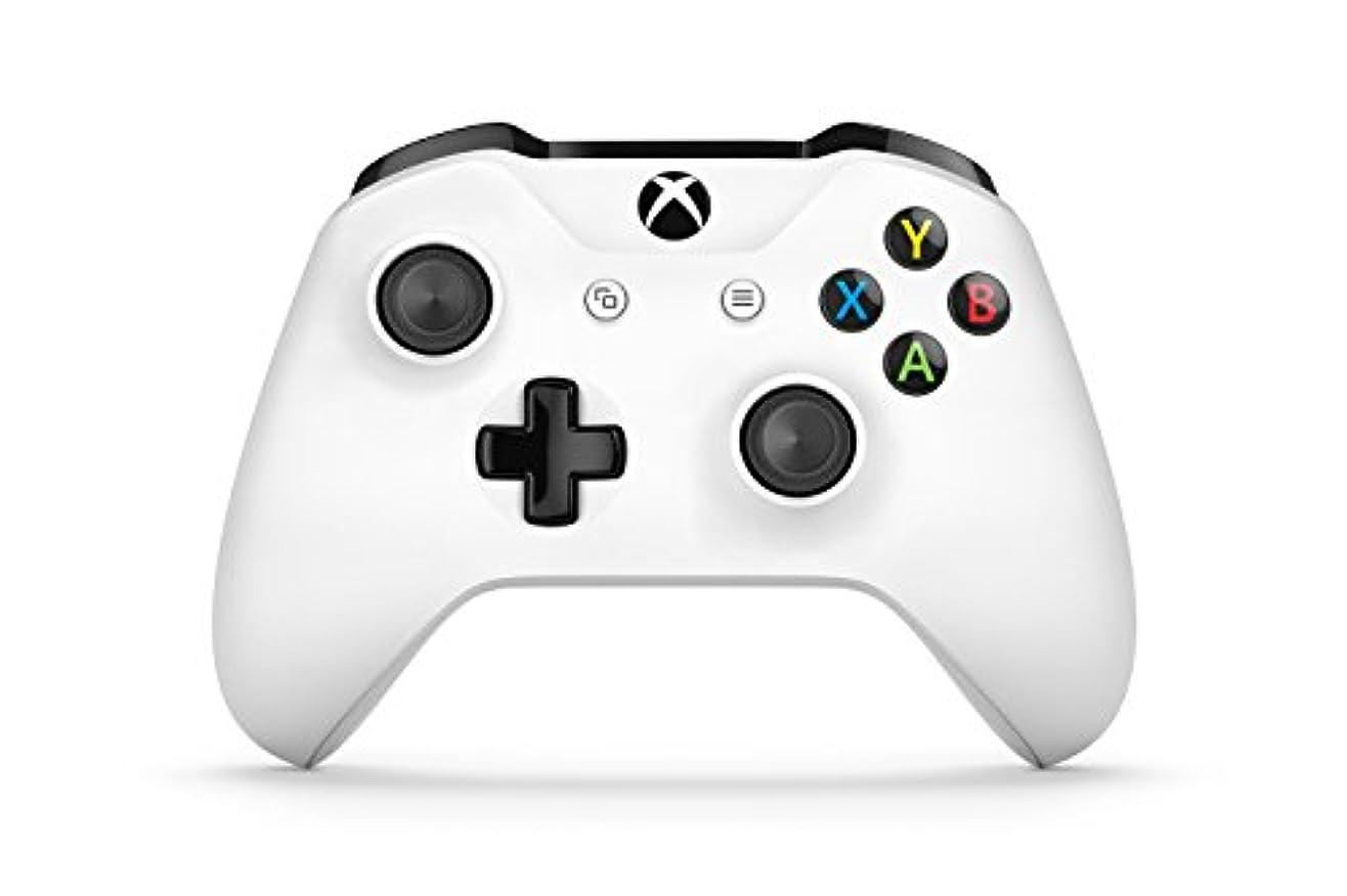 第九推論遊び場Xbox One ワイヤレスコントローラー (ホワイト)