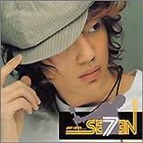 SE7EN (1) - Just Listen... / Seven vol.1 - Just Listen... (韓国盤)
