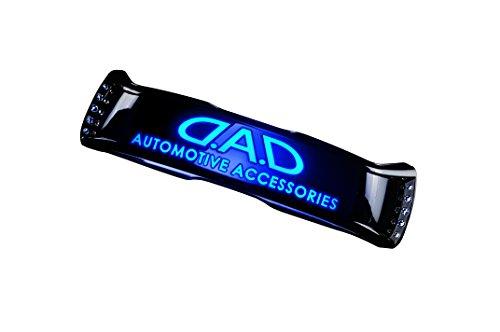 D.A.D (GARSON/ギャルソン) LEDミラーフェイス ブラック : サファイア SB114-05
