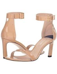 Stuart Weitzman(スチュアートワイツマン) レディース 女性用 シューズ 靴 ヒール 75 Square Nudist - Adobe Crystal [並行輸入品]