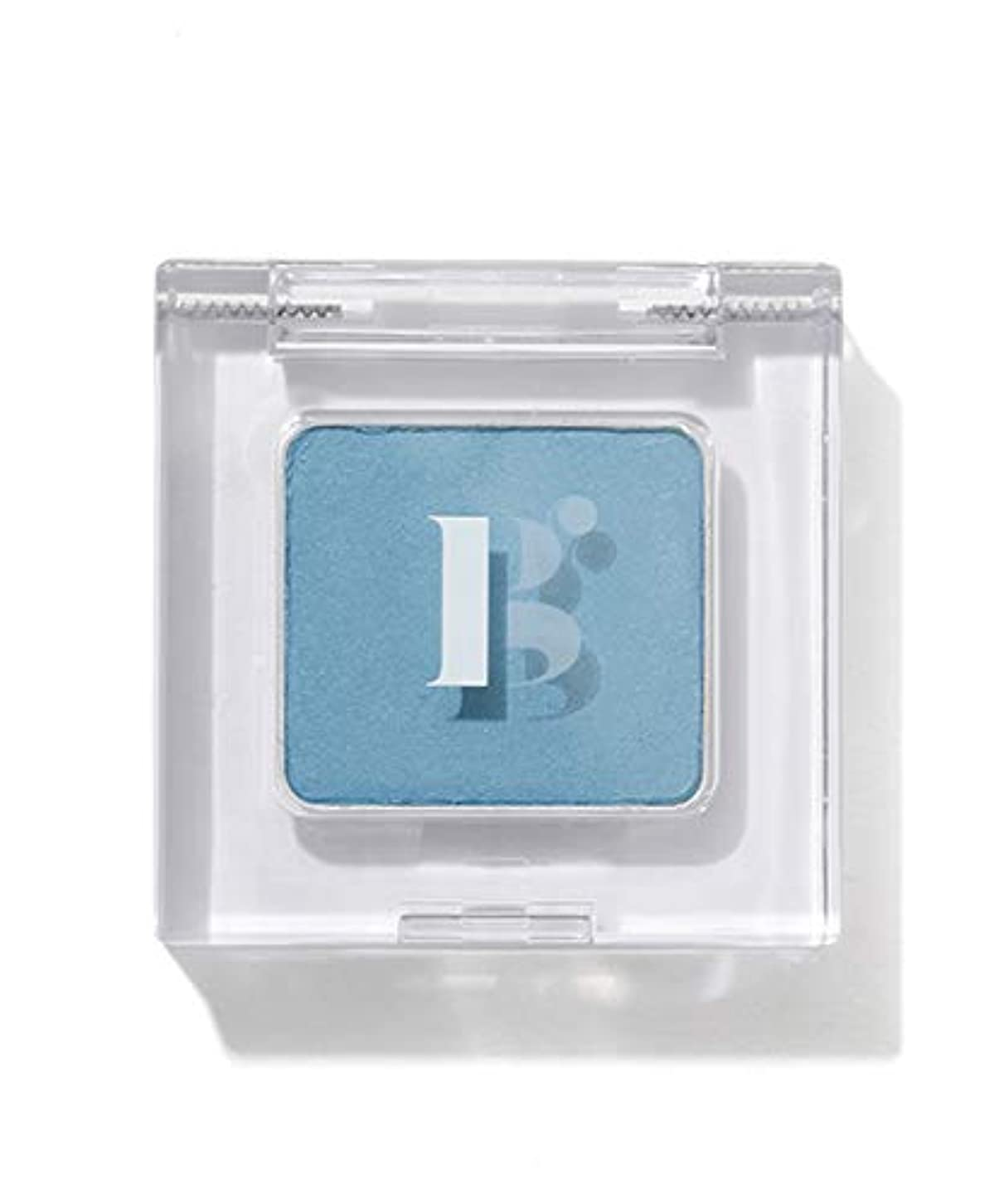 明らかにするぬれた鉱石Bonjour Girl(ボンジュールガール) EYESHADOW (Sky) アイシャドウ 無香料 ブルー 4.2cmx4.2cmx1cm/25g