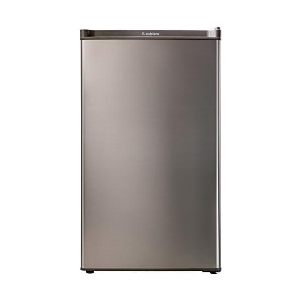 エスキュービズム 1ドア冷凍庫 WFR-106...の紹介画像3