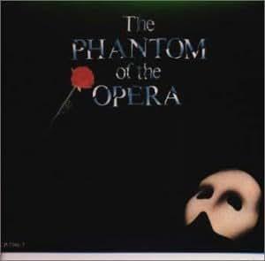 オペラ座の怪人(日本語キャスト)