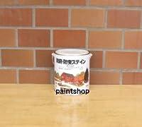 ロックペイント 屋外木部用 ナフタデコール 0.7L ウォルナット