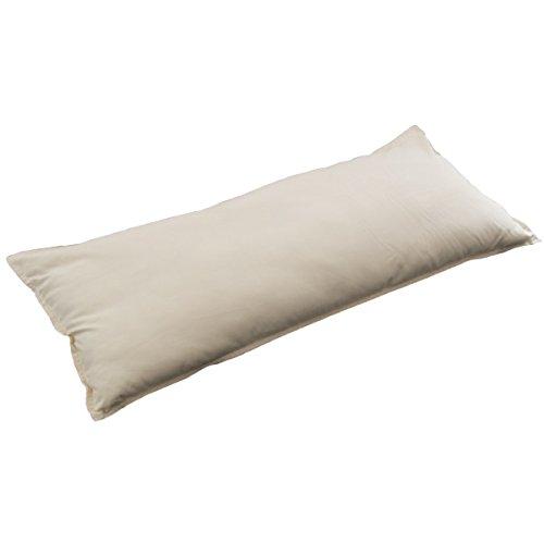 マイクロファイバー綿枕 43×120cm ロング枕 マイクロファイバー綿 ピーチスキン ホテル仕様