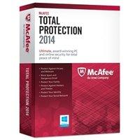 McAfee合計保護3個入り2014
