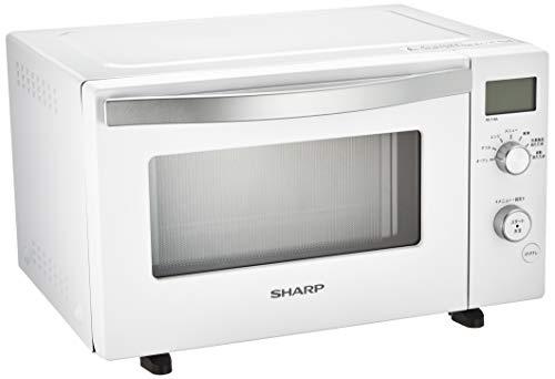 シャープ スタイリッシュ オーブンレンジ 18L フラットタイプ ホワイト RE-F18A-W