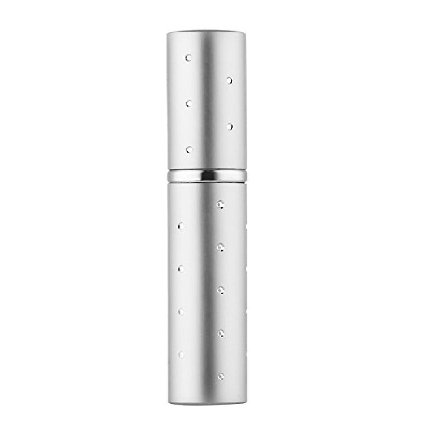 星速報サイバースペース香水アトマイザー Faireach レディース スプレーボトル 香水噴霧器 旅行携帯便利 詰め替え容器 5ml