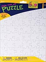 Bulk Buy : Dariceクラフトforキッズcolor-inパズル8.5X 11インチ、48ピース6パックpuz101 DRC1PUZ1011MP