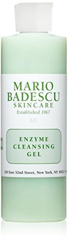 ひねくれたカップ現金Mario Badescu Enzyme Cleansing Gel, 8 oz. [並行輸入品]