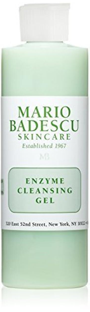 レディ最後にカートMario Badescu Enzyme Cleansing Gel, 8 oz. [並行輸入品]