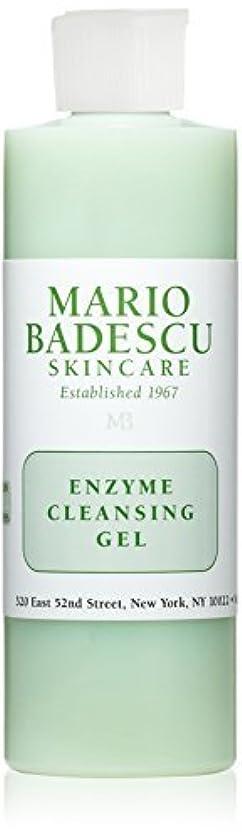 ソロスパイ英語の授業がありますMario Badescu Enzyme Cleansing Gel, 8 oz. [並行輸入品]