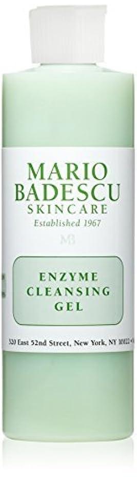 非難将来の乗り出すMario Badescu Enzyme Cleansing Gel, 8 oz. [並行輸入品]