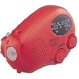 TOSHIBA 充電ラジオ TY-JR10-R
