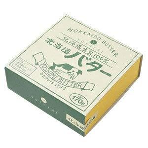 冷蔵 YOSHIMI 北海道生乳100%使用 北海道バター 170g