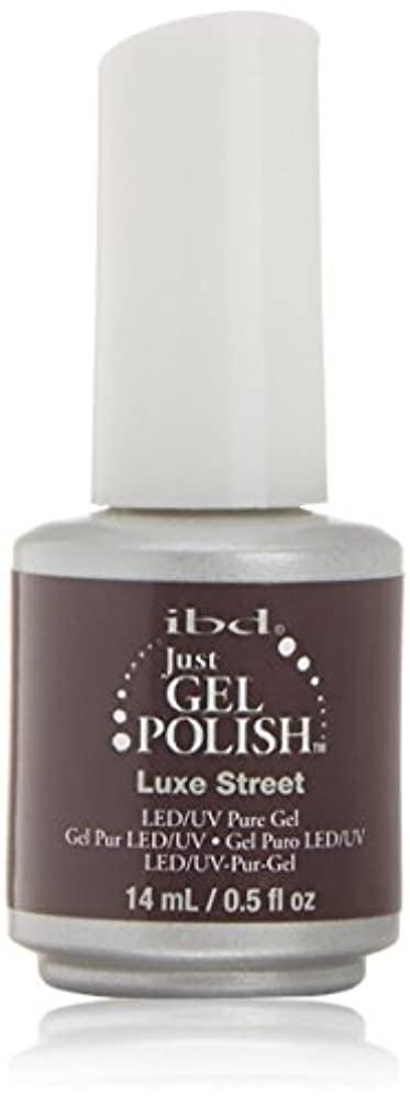 クレアうそつき冷蔵庫ibd Just Gel Nail Polish - Luxe Street - 14ml / 0.5oz