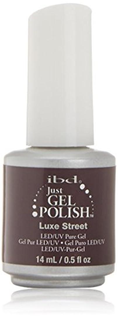 キャップトイレ測るibd Just Gel Nail Polish - Luxe Street - 14ml / 0.5oz