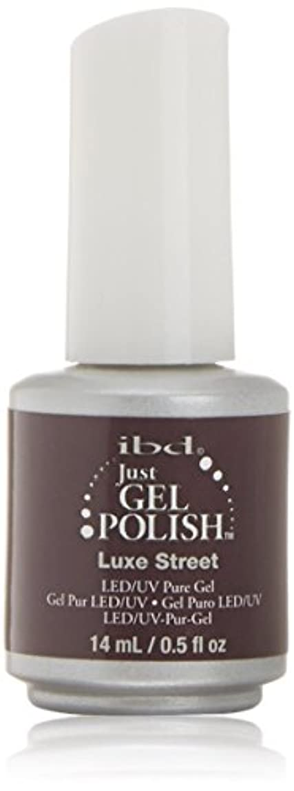 涙が出る植木サラダibd Just Gel Nail Polish - Luxe Street - 14ml / 0.5oz