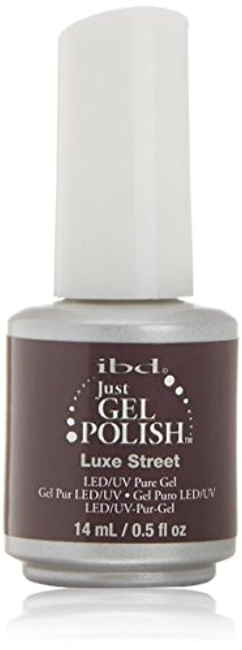 スマート受け入れ高さibd Just Gel Nail Polish - Luxe Street - 14ml / 0.5oz