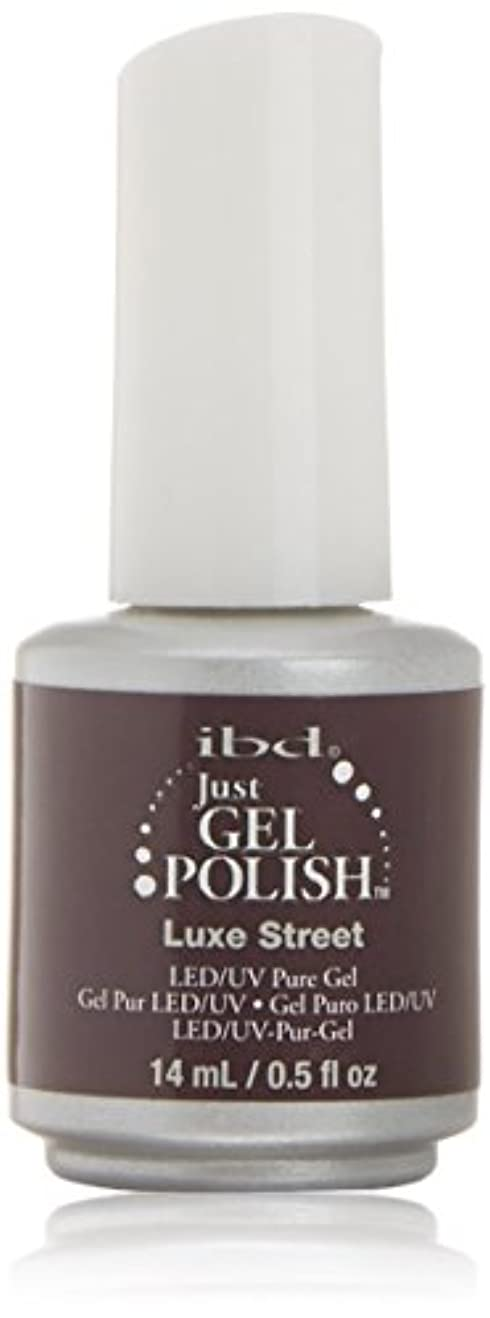 葉を集める死の顎納得させるibd Just Gel Nail Polish - Luxe Street - 14ml / 0.5oz