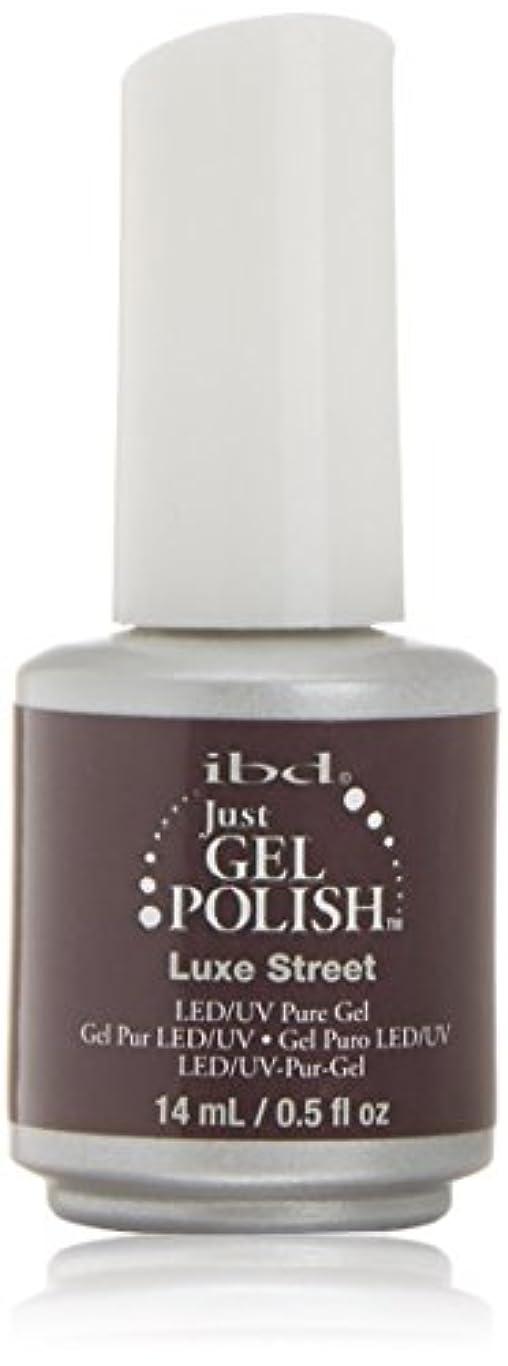 ibd Just Gel Nail Polish - Luxe Street - 14ml / 0.5oz