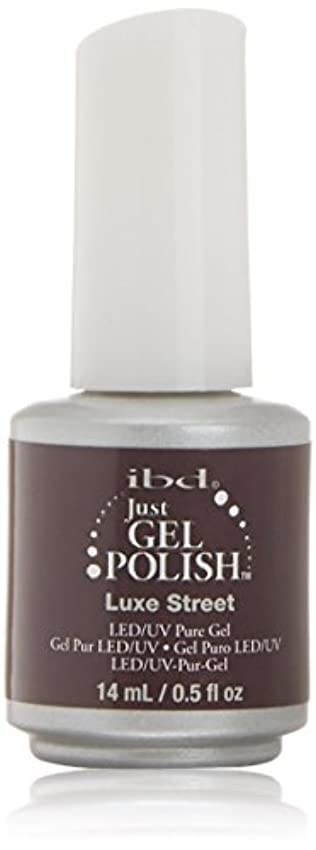 流暢受益者伝えるibd Just Gel Nail Polish - Luxe Street - 14ml / 0.5oz