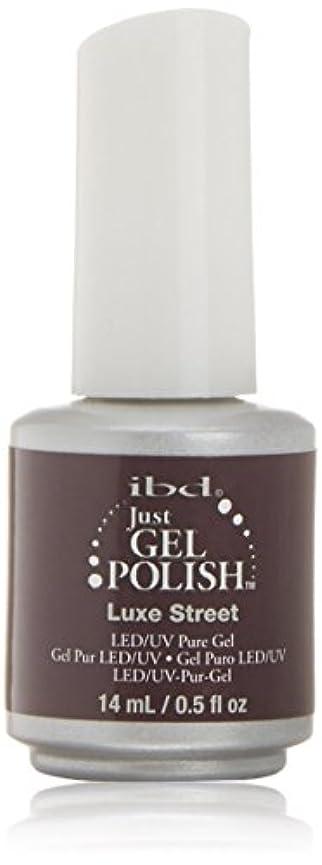赤道無数の明快ibd Just Gel Nail Polish - Luxe Street - 14ml / 0.5oz
