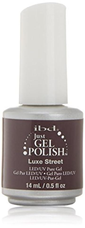 単に電話に出る海藻ibd Just Gel Nail Polish - Luxe Street - 14ml / 0.5oz