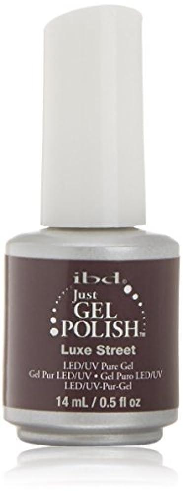 誇張する日曜日軍ibd Just Gel Nail Polish - Luxe Street - 14ml / 0.5oz
