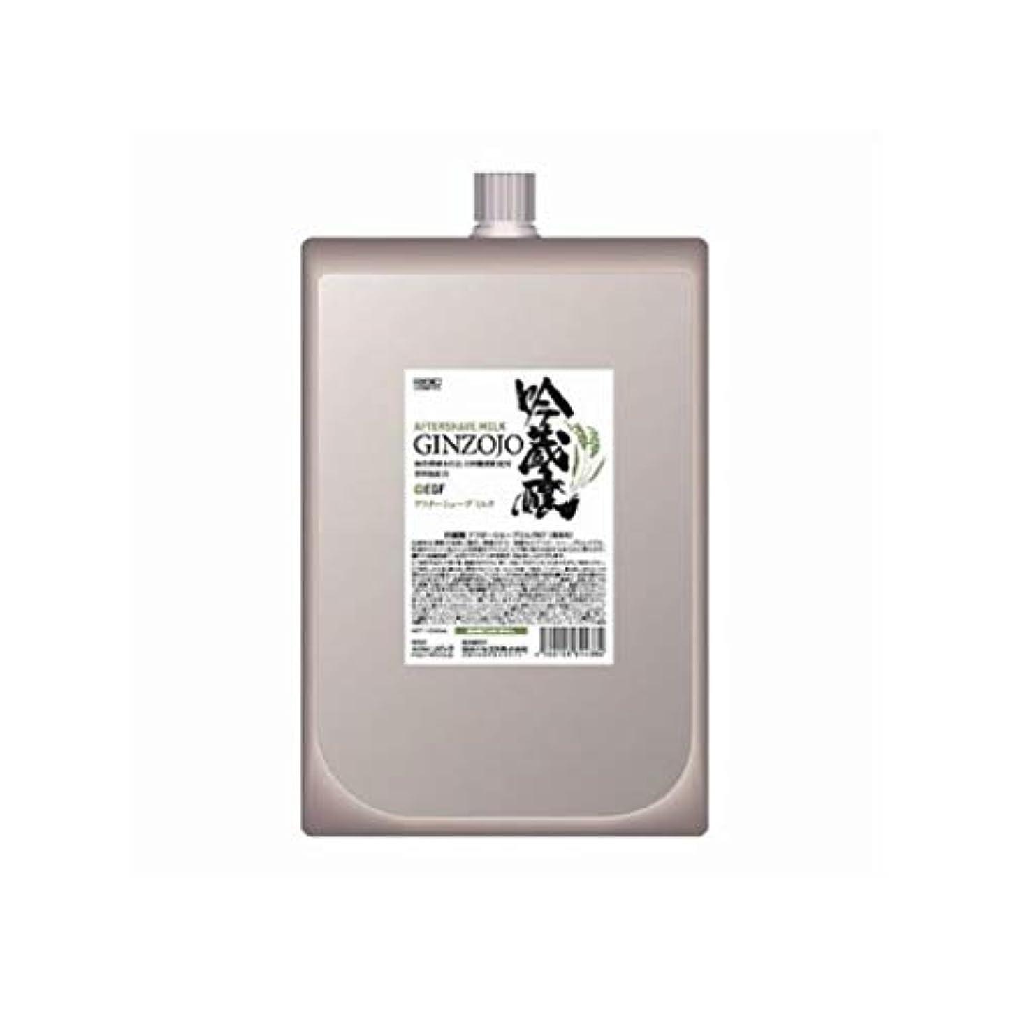ラリーカナダ盟主吟蔵醸 アフターシェーブミルク KF 1000ml