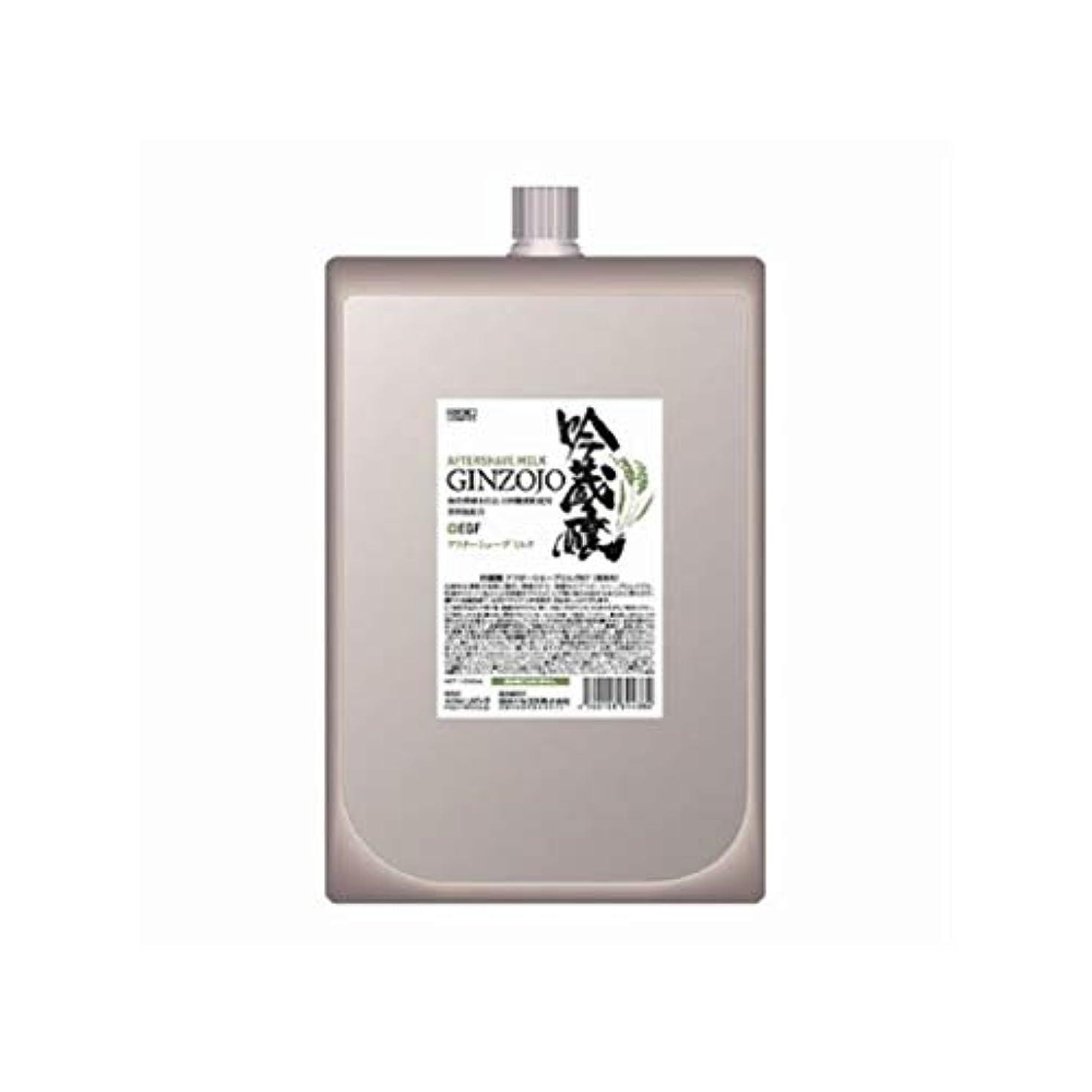 クールレーダー金額吟蔵醸 アフターシェーブミルク KF 1000ml