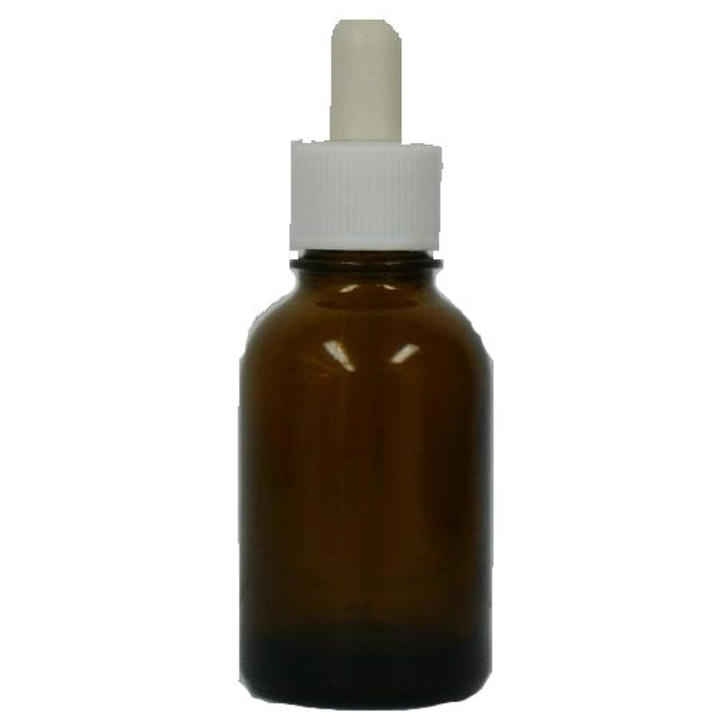 ミキシングボトル ブラウン 30ml