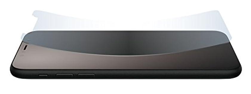 料理スタンド仮説パワーサポート iPhone XS/X用 液晶保護フィルム 平面保護 AFPアンチグレアフィルムセット 反射防止Anti-Glare Film for iPhone X PGK-02
