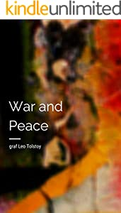 War and Peace (Illustrated) (English Edition)