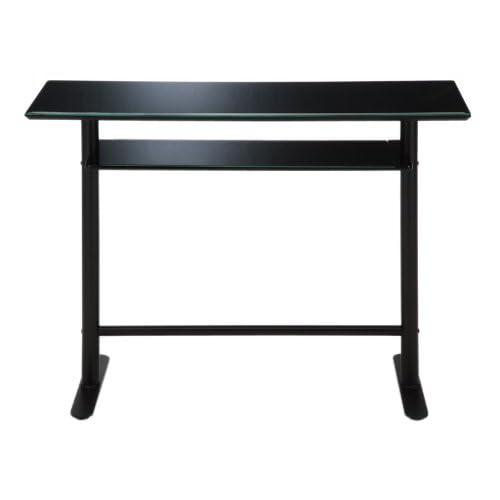 あずま工芸 カウンターテーブル ブラック GCT-2519 BK