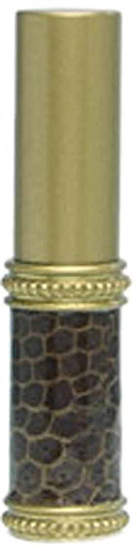 クリーム手を差し伸べるペンヒロセアトマイザー レザースネイク 20086 GD (レザースネイク ゴールド)