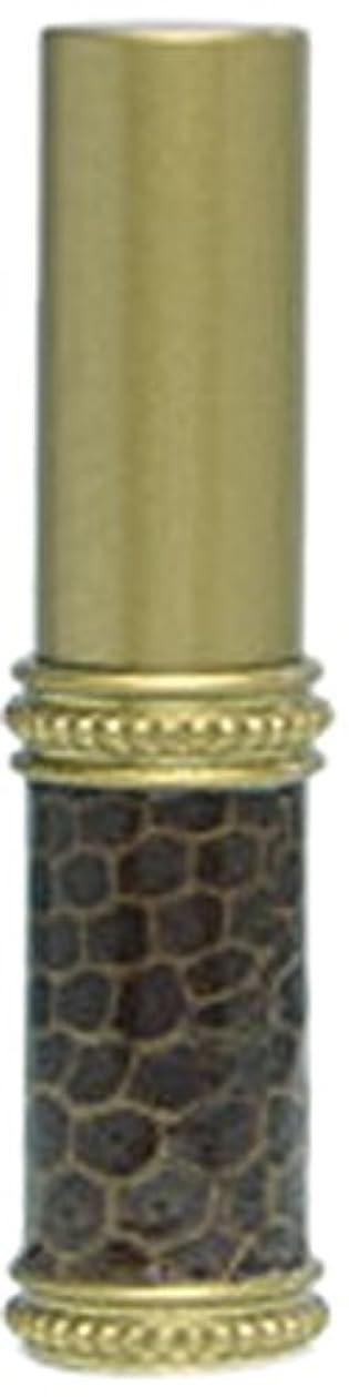 残り物次一過性ヒロセアトマイザー レザースネイク 20086 GD (レザースネイク ゴールド)