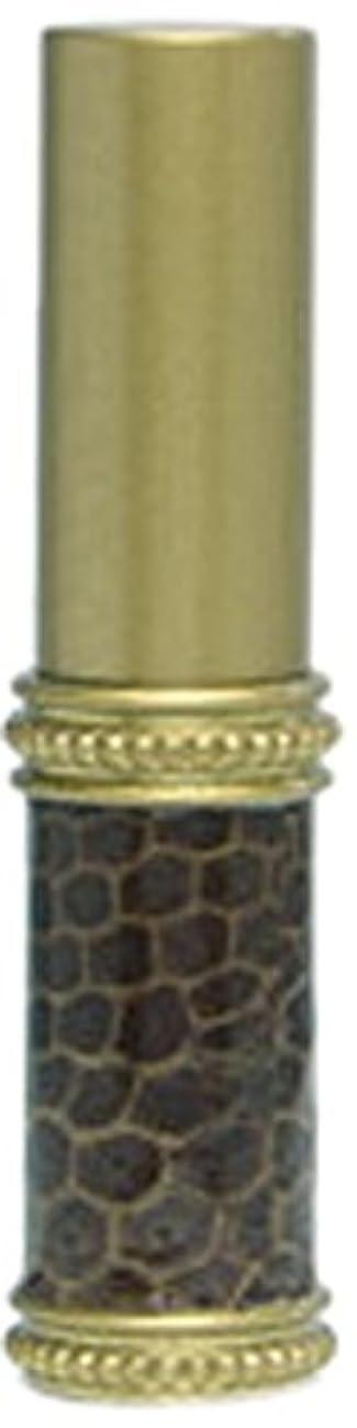 緩むピービッシュ休憩するヒロセアトマイザー レザースネイク 20086 GD (レザースネイク ゴールド)