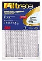Filtrete 14x 30x 1MERV 12究極Allergenエアフィルタ–Single