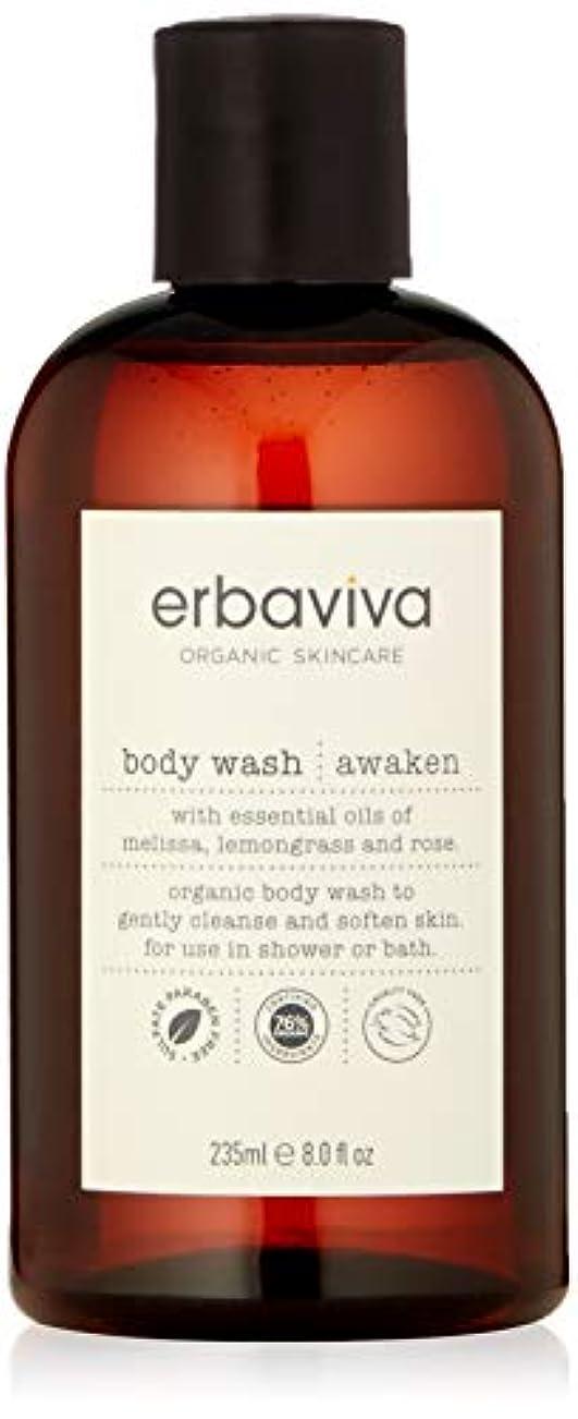 悲惨バイバイ乳剤エルバビーバ(erbaviva) エルバビーバ AW ボディウォッシュ [awaken] 235mL ボディソープ