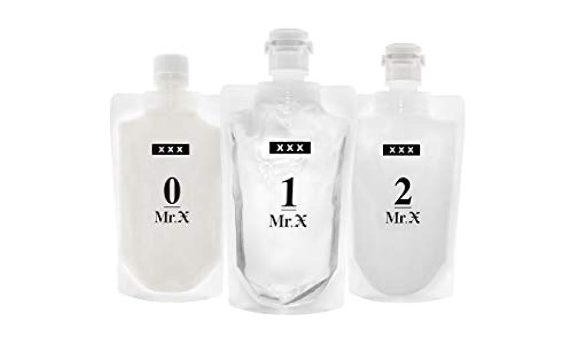 発表構成するお酒Mr.X ミスターエックス メンズスキンケア3点セット (洗顔&化粧水&乳液) 初回限定発売記念【XXX ビニールポーチ付】