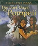 The Last Days of Pompeii [VHS] [Import]