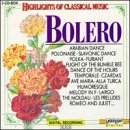 Highlights of Classical Music: Bolero