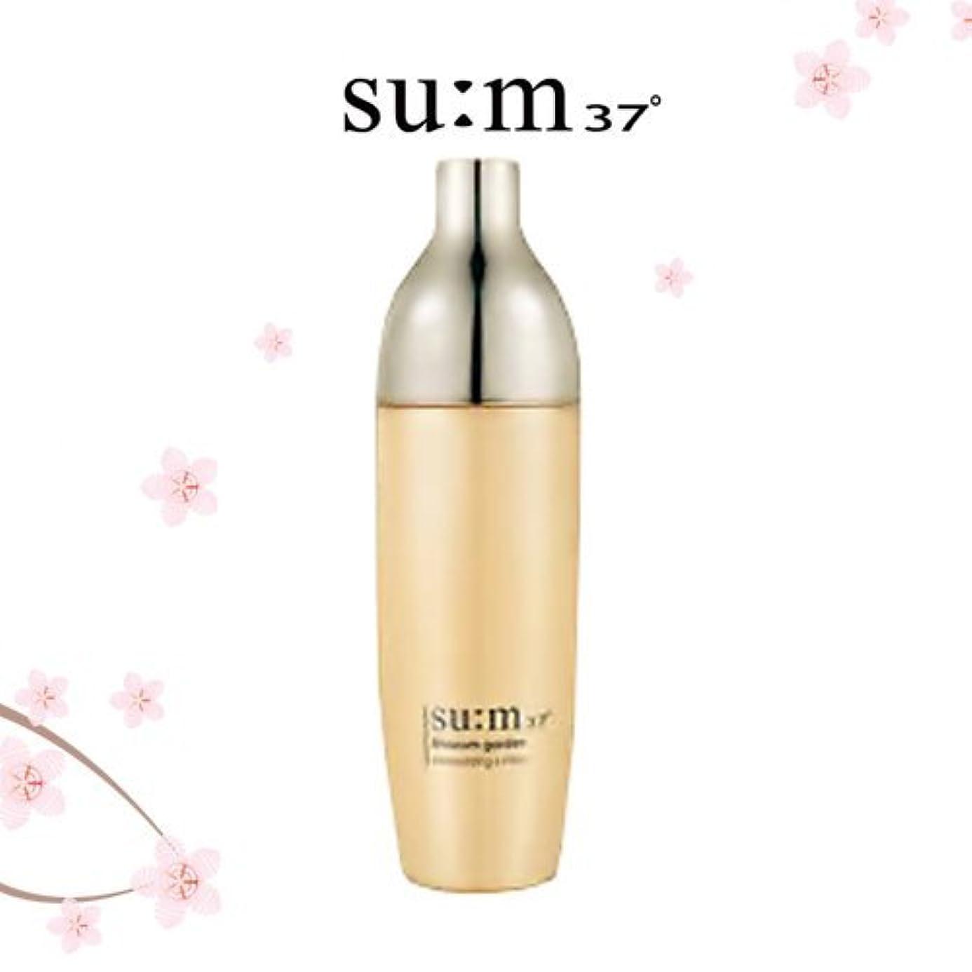 許す湿気の多い大統領sum37(スム37)ブロッサムガーデンモイスチャライジングスキン155ml(blossom garden moisturizing skin)(並行輸入品)