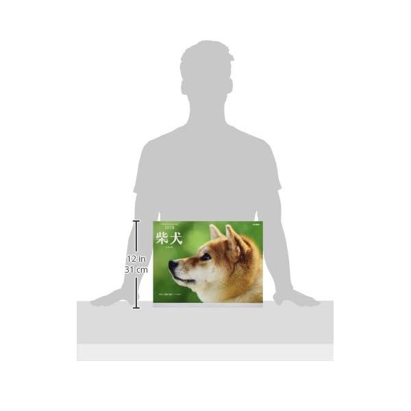 カレンダー2018 柴犬 (ヤマケイカレンダ...の紹介画像16
