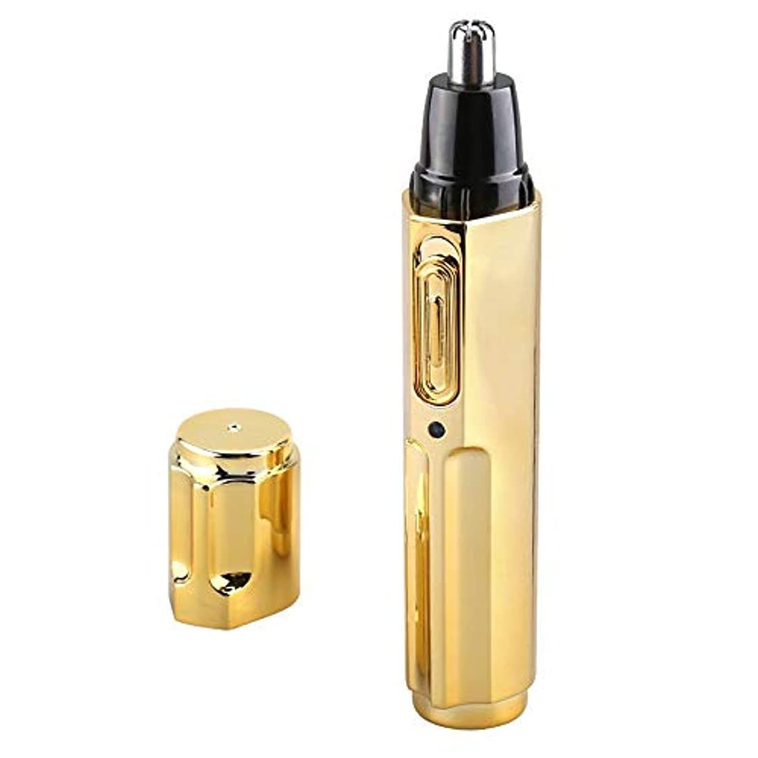 バター相手畝間鼻毛トリマー/充電式電動鼻毛トリマー/鼻孔クリーナー/ 13 * 2.8cm 持つ価値があります