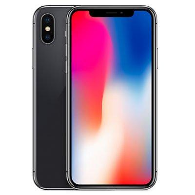 Apple docomo iPhoneX 256GB A1902 (MQC12J/A) スペースグレイ