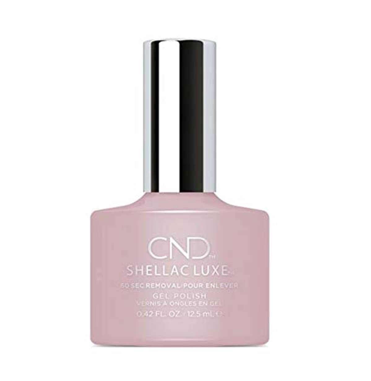 ハング入学する宙返りCND Shellac Luxe - Field Fox - 12.5 ml / 0.42 oz