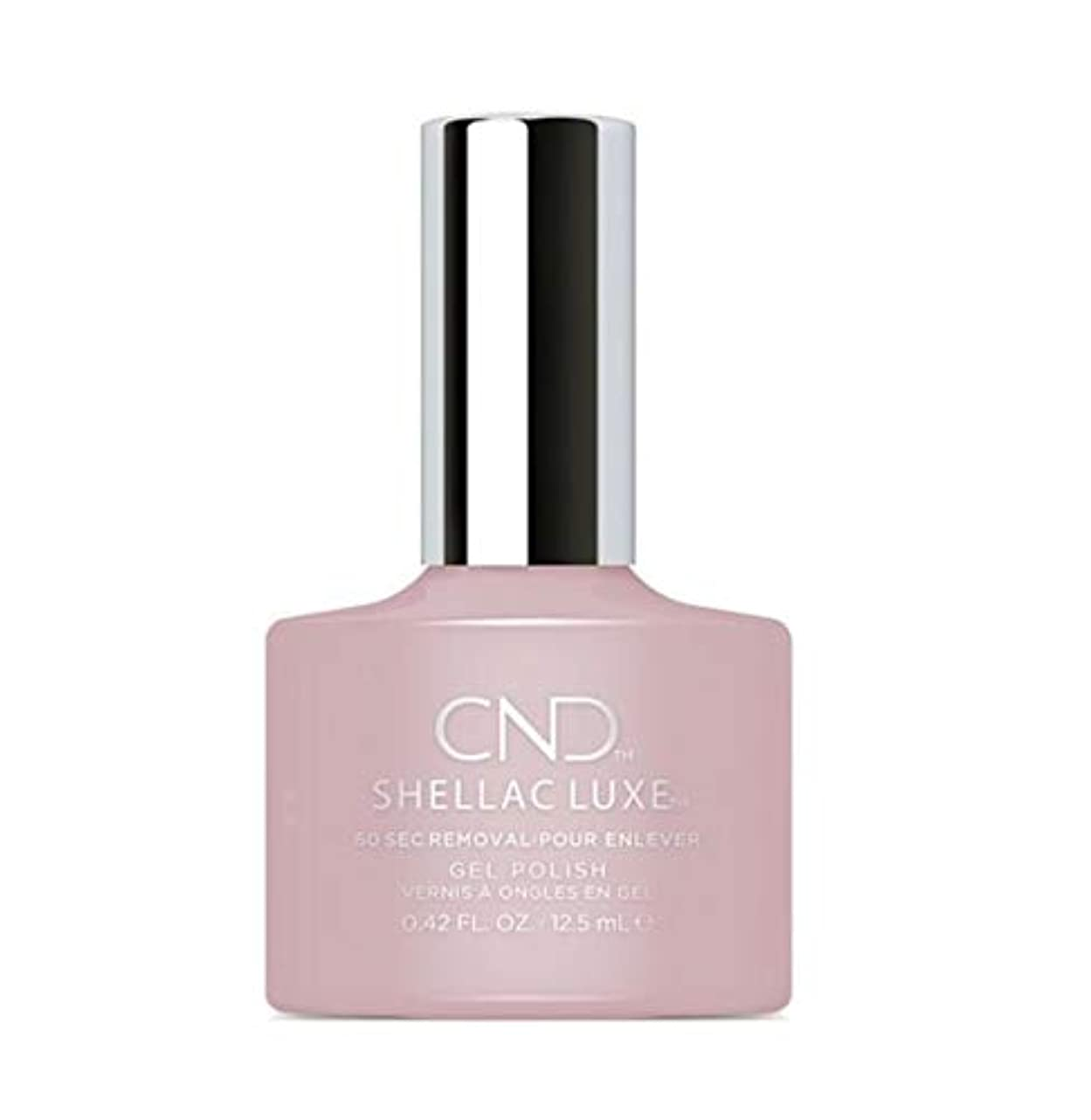 CND Shellac Luxe - Field Fox - 12.5 ml / 0.42 oz